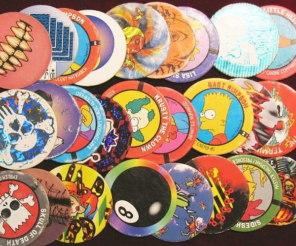 Pogs (and Slammers)