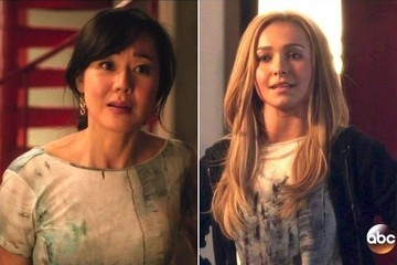 Seeing Double: Yunjin Kim and Hayden Panettiere Wear the Same Blouse on TV