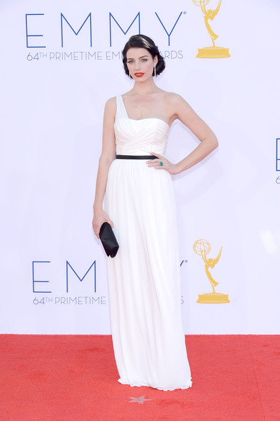 Jessica Pare 2012 Emmy Awards