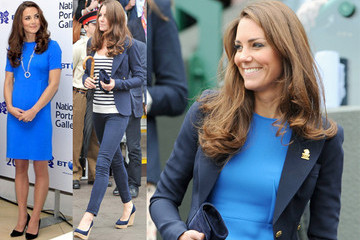 Kate Middleton is a Mix-and-Match Pro!