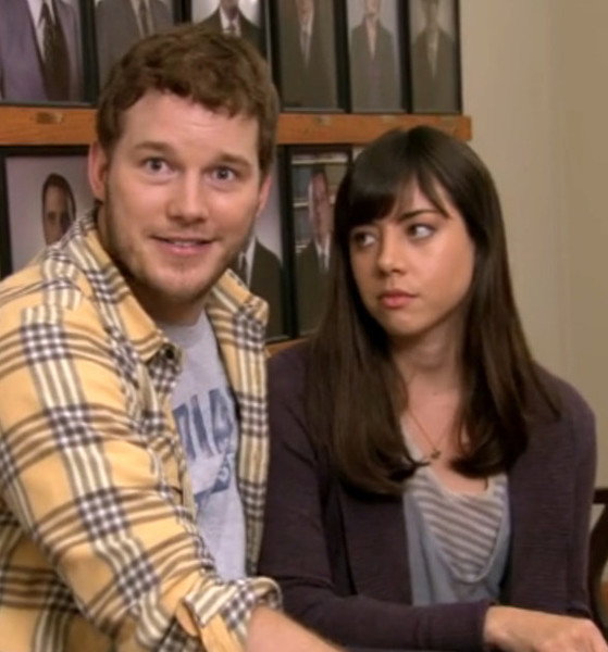 April And Andy — 'Parks and Recreation'