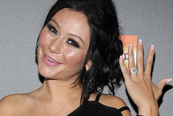 the actual moment jwoww and roger got engaged awwww