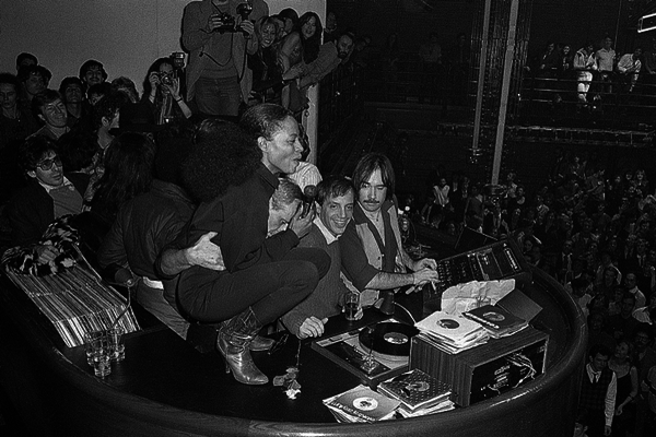Rarely Seen Vintage Photos From Studio 54