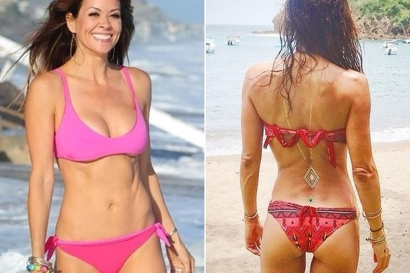 Means brooke burke charvet bikini Goes! only