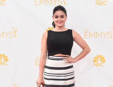 Ariel Winter Photos from the 2014 Emmys