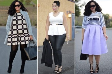 Blogger Crush: Tanesha Awasthi of Girl With Curves