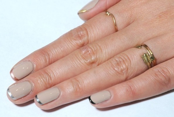 Rodarte, Fall 2013 Nails