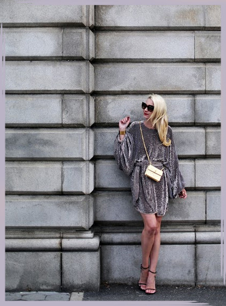 Classy and Glam New Year's Eve Outfit Inspiration