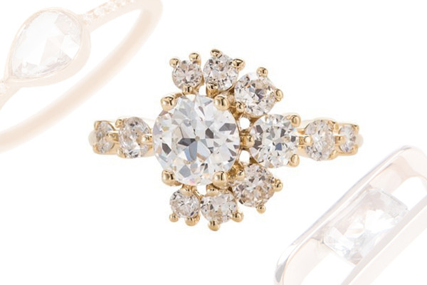 Stunning and Unique Engagement Ring Ideas