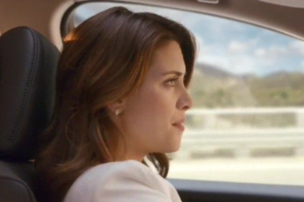 Who is the Woman in Acura's 2015 Superbowl Commercial?