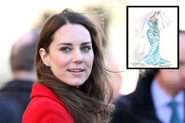 'Project Runway' Contestants Design Kate Middleton's Wedding Dress
