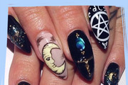 Witchy Nail Art