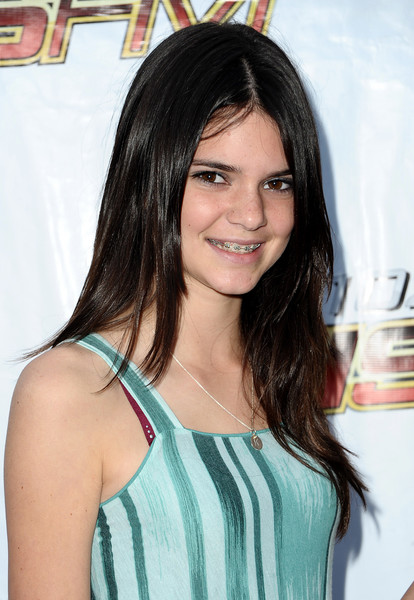 Kendall Jenner Then