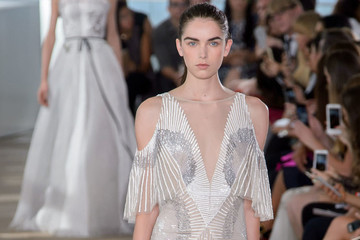 Wedding-Worthy Runway Dresses from New York Fashion Week