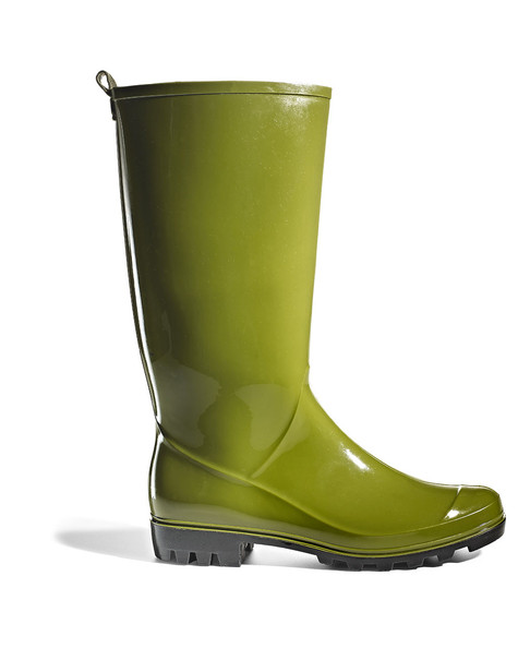 Lime Green Rain Boots - Things That Are