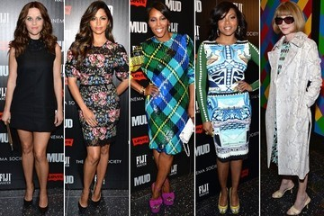 Who Was Best-Dressed at the Cinema Society's 'Mud' Screening? Vote Here!