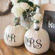 Mr. and Mrs. Pumpkins