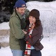 Luke and Lorelai from 'Gilmore Girls'