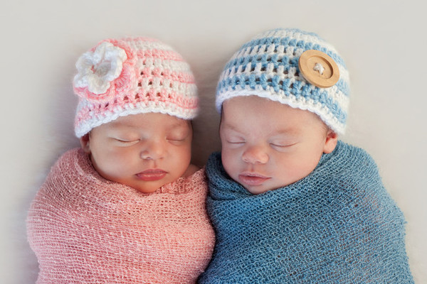 Baby Names That Are Perfect for Twins