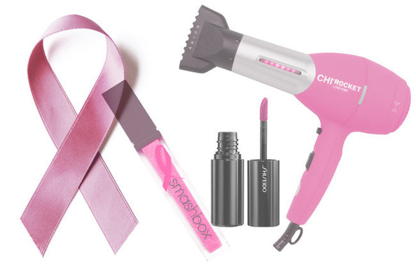 Beauty Products for Breast Cancer Awareness Month 2014
