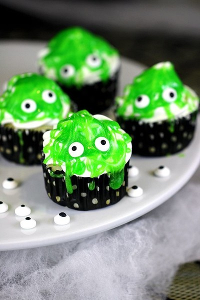 Halloween Cupcakes To Die For