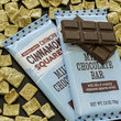 Crunchy Cinnamon Squares Milk Chocolate Bar