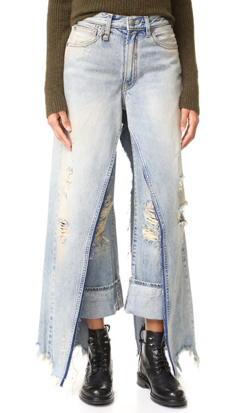 Maxi Skirt Jeans