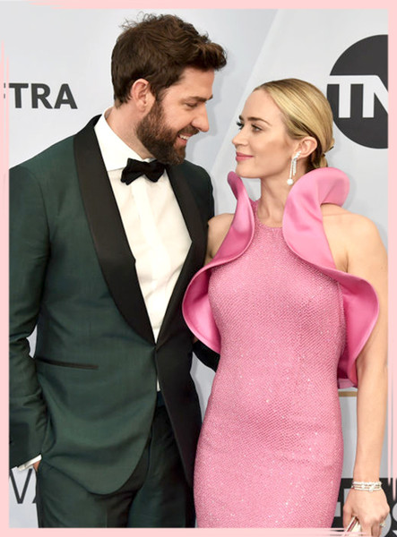The Cutest Couples At The 2019 SAG Awards