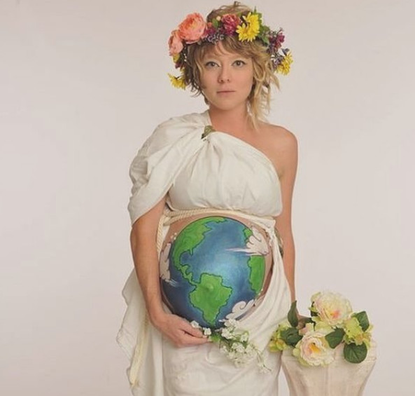 Mother Earth Costume