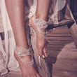 Mahalia Foot Cuffs
