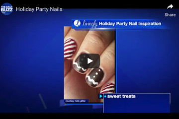 Festive Nail Inspiration To Try This Holiday Season