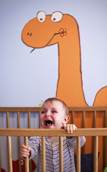 Letting Your Kids Cry Will Be Different Than You Thought