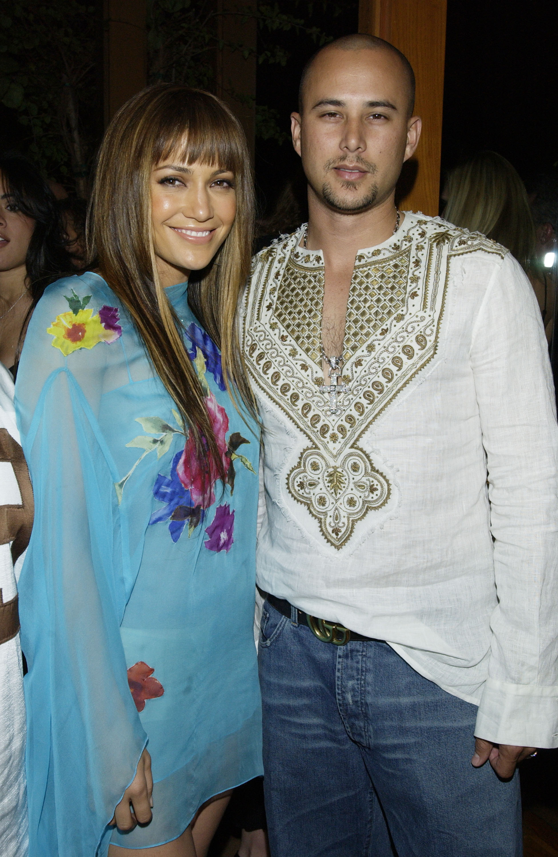 Jennifer Lopez And Cris Judd, 2002 - Famous Grammy Couples You Forgot About - Livingly