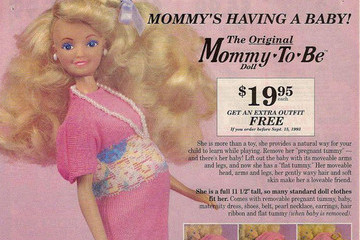 Remember Judith, the Pregnant Doll With The Removable Stomach and Spring-Loaded Baby Inside?