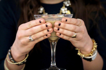 Sips and Tips: The Godiva Truffletini and Chocolate Truffle Mani