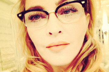 Madonna's New Glasses