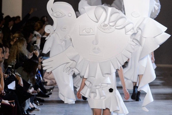 The Most WTF Runway Moments of the Last 5 Years