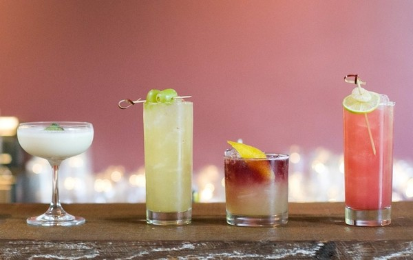 VARIOUS COCKTAILS – Elysian (Los Angeles)