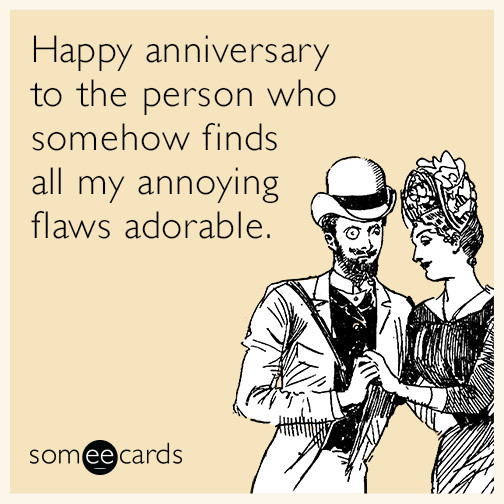 Hilarious Anniversary Memes To Share With Your Loved Ones