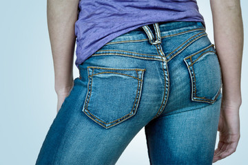 Tuesday Tip: This Detail Makes Your Butt Look Great in Jeans