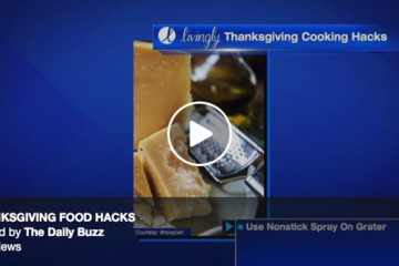 Thanksgiving Hacks We're Thankful For This Year