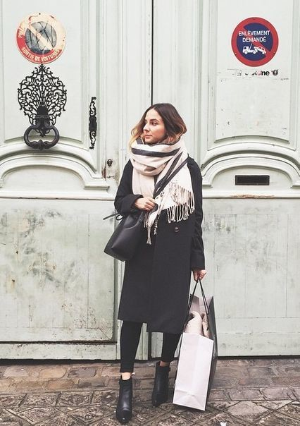 Effortless Polish Chic French Girl Outfits On Pinterest