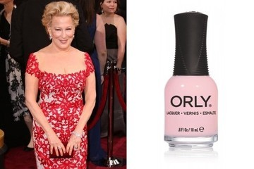 Oscars Manicures: Bette Midler & Kerry Washington