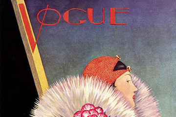 You'll Love These Illustrated Vintage 'Vogue' Covers