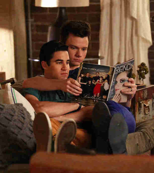 Blaine And Kurt — 'Glee'