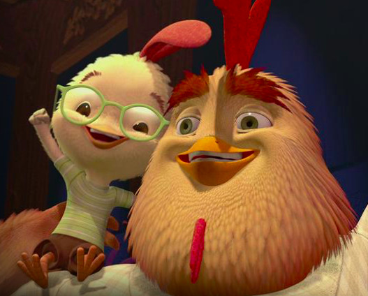 Chicken Little (2005, G)