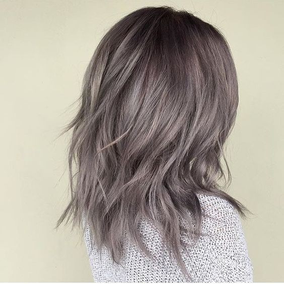 21 Pinterest Looks That Will Convince You To Dye Your Hair Grey