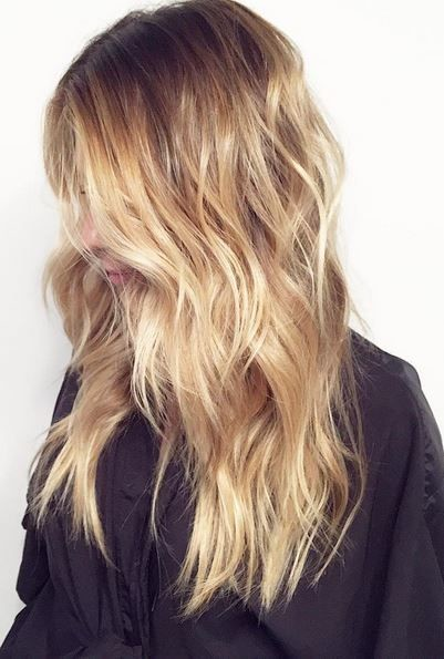 Butterscotch Balayage