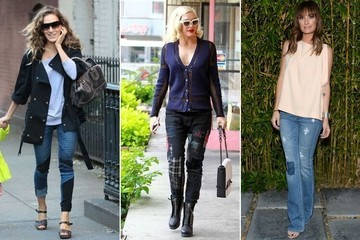 Trend to Try: Patchwork Denim