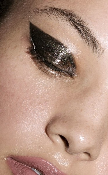 Glossy Smoky Eye